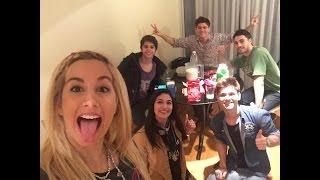 getlinkyoutube.com-Twitcam de Estefania,  Gonza, Nacho, Rama,  Lara y Bruno 25-07-15