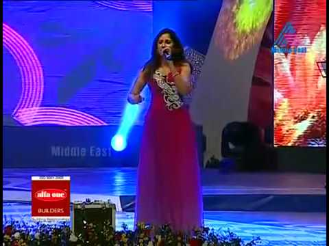 Wada Raha Shreya Ghoshal On Mathrubhoomi Film Award 2010 flv