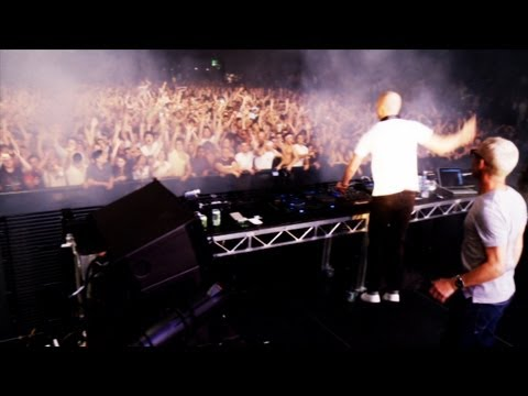 Join Above & Beyond On Stage! (UK Group Therapy Tour)