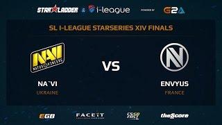 getlinkyoutube.com-Natus Vincere vs. EnVyUS (SL i-League StarSeries XIV LAN FINALS)