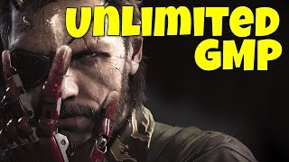 getlinkyoutube.com-Metal Gear Solid 5: Unlimited GMP Exploit! (MGSV / MGS5 Unlimited GMP Exploit)