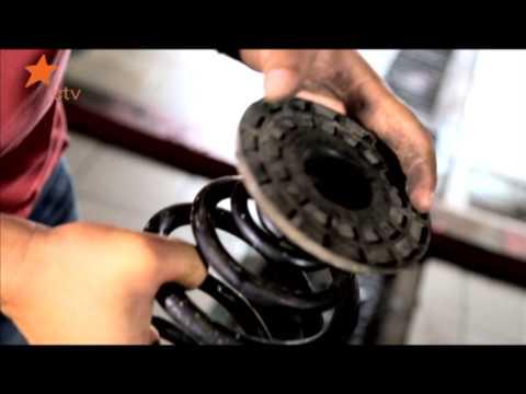 Самостоятельный ремонт амортизаторов Daewoo Lanos. 'За рулем