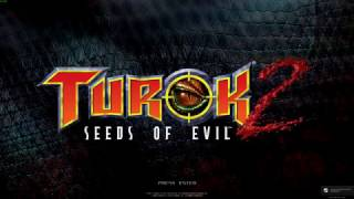 Turok 2 Seeds of Evil HD - Revived Nintendo 64 Multiplayer Map Expermintata