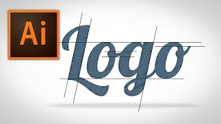 getlinkyoutube.com-How to Make a Logo in Illustrator - KD #6