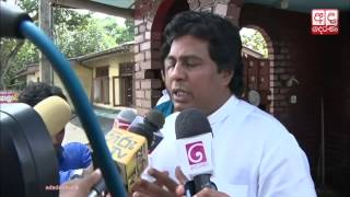 Army intelligence officer arrested on fabricated charges - Jayantha Samaraweera