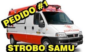 Circuito Pedido #01  Como fazer Strobo de ambulancia