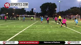 Halcones vs. Pachuca Liga de las Estrellas Final 2007