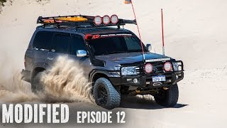 Modified 100 series Landcruiser, Modified Episode 12