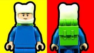 getlinkyoutube.com-LEGO Finn Adventure Time Custom Minifigure Tutorial