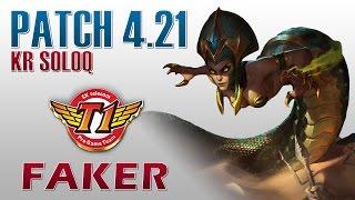 getlinkyoutube.com-SKT T1 Faker - Cassiopeia vs Azir - KR SoloQ