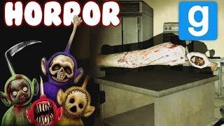 GMOD HORROR! | TELETUBBIES?! | HUNT (2)