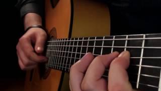 George Michael - Careless Whisper Fingerstyle