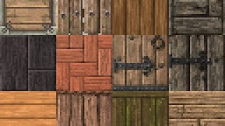 getlinkyoutube.com-ALAN BECKER - Painting Wood Textures in Photoshop
