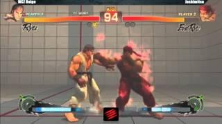 getlinkyoutube.com-MadCatz Unveiled - Ryu (Daigo) vs. Mad Catz Unveiled Crowd [2013.8.30]