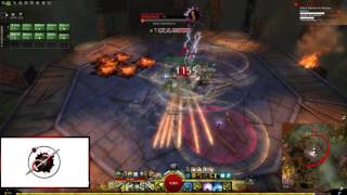 getlinkyoutube.com-Gw2 [qT] Sabetha daily [4:04 left] Druid