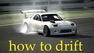 getlinkyoutube.com-how to drift (Assetto corsa)