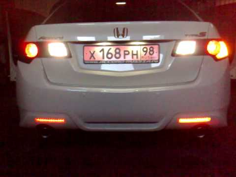 Honda Accord (Acura TSX)