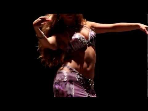 SARA GUIRADO/ Leylet hob/ Arabic Belly Dance