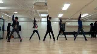 getlinkyoutube.com-보이프렌드 (BOYFRIEND) - 야누스 (JANUS) 안무영상 Choreography