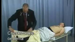 Unintentional ASMR: Abdominal Examination