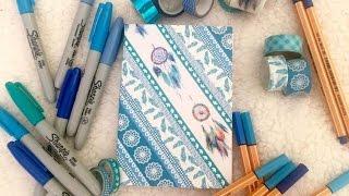 [Back to School] DIY - Fabriquer son carnet