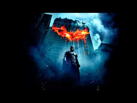 Hans Zimmer - The Dark Knight OST - A Dark Knight - HD