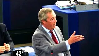 Nigel Farage: RIP to the European project