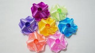 สอนพับเหรียญโปรยทาน ดอกพิทูเนีย (Petunia)