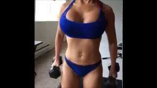getlinkyoutube.com-Bianca Beauchamp Workout Compilation