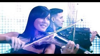 getlinkyoutube.com-Electric Violinists FUSE Rock QUEEN Hits