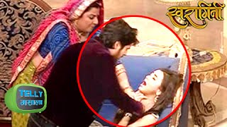 getlinkyoutube.com-OMG! Lakshya Tries To Kill Ragini | Swaragini