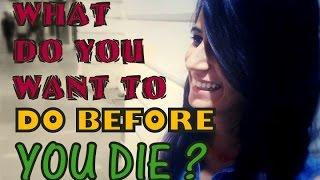 getlinkyoutube.com-Last Wish Before Dying   Delhi Answers   ?