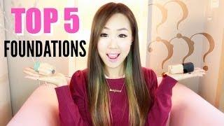 getlinkyoutube.com-MY TOP 5 FOUNDATIONS/BB CREAMS ♥ 5위 추천 파운데이션/비비크림!