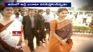 getlinkyoutube.com-Smitha Sabharwal IAS | Role Model to New Generaration | Medak | HMTV