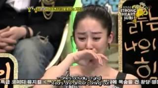 getlinkyoutube.com-Yoona and Lee Seung Gi on Strong Heart ep 19(3)