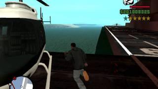 getlinkyoutube.com-GTA san andreas how to get a police helicopter