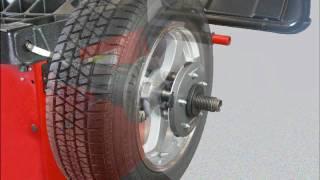 Wheel Balancing with Haweka QuickPlate