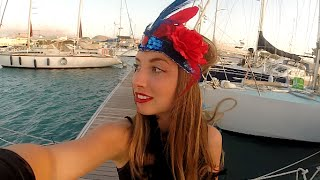 getlinkyoutube.com-CARNIVAL in Cape Verde! (Sailing La Vagabonde) - Ep. 6