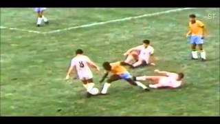 Pelé *The King of Football* Best Dribbling Skills & Goals - VOL.1