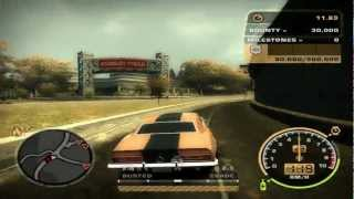 getlinkyoutube.com-Need For Speed: Most Wanted (2005) - (Final) Black Edition Challenge #70 - Bounty