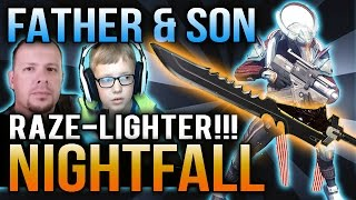 getlinkyoutube.com-Destiny Nightfall Rewards x2 Psion Flayers Loot [RAZE-Lighter Exotic Sword]