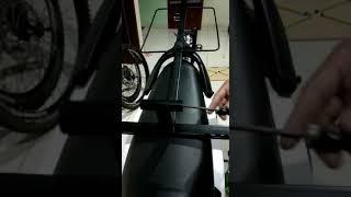 Braket Breket Bike carrier  sepeda width=