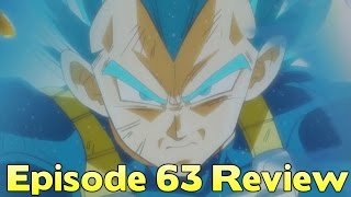Dragon Ball Super Episode 63 REVIEW!!