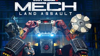 Just Cause 3 - Mech Land Assault DLC Trailer