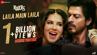 Laila Main Laila | Raees | Shah Rukh Khan | Sunny Leone | Ram Sampath | Pawni Pandey