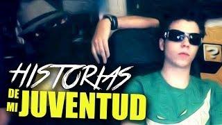 getlinkyoutube.com-HISTORIAS DE CUANDO ERA JOVEN w/ El Padrino | Directo Hangout