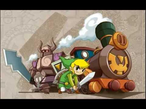 The Legend of Zelda: Spirit Tracks - Zelda Duet + Malladus Beast Battle Music [Extended]