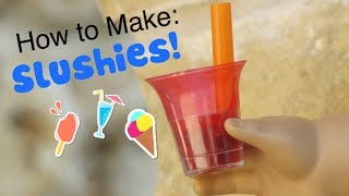 getlinkyoutube.com-How to Make: Slushes for your AG Doll (THAT REALLY SMELL)