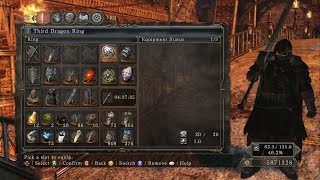 getlinkyoutube.com-Dark Souls 2 - Berserk Build - Guts, The Black Swordsman