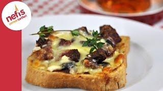 getlinkyoutube.com-Kahvaltılık Minik Pizza | Nefis Yemek Tarifleri
